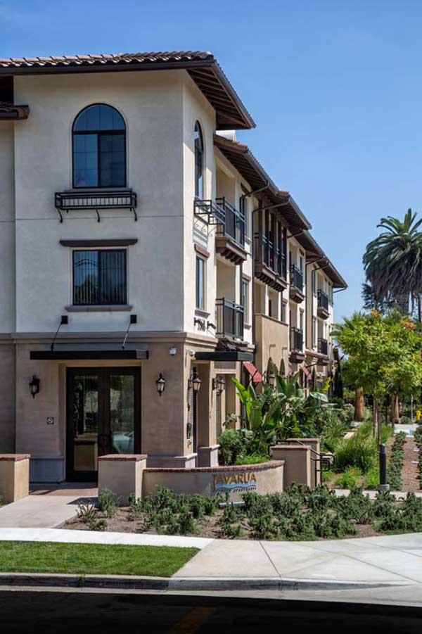 Tavarua Senior Apartments Extrior View3